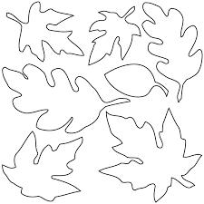 Free Printable Clipart Fall Leaves Leaves Leaf Clip Art Printables