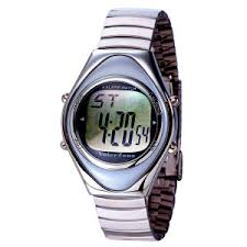blind mice mega mall 4 alarm talking watch date and stop watch oval image