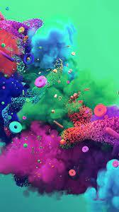 vz05-digital-art-color-rainbow-pattern ...