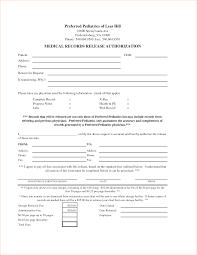 Medical Authorization Letter   Textpoems.org
