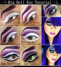 fast easy and simple doll eyes makeup tutorial idea