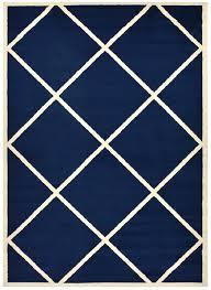 blue area rugs 5x7 navy blue trellis modern area rugs lattice trellis carpet navy blue and