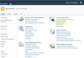 Sharepoint 2010 Library Template Navigation Link Missing In Sharepoint Site Settings Sharepoint Diary