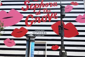 Racked La Everything To Know About Sephora At The Grove Opening October 2nd