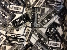 Cassette Tape Throwback Music Rock & Roll Cotton Fabric Quilt ... & Cassette Tape Throwback Music Rock & Roll Cotton Fabric Quilt Fabric CR469 Adamdwight.com