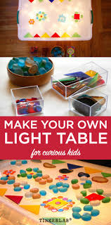 Easy Diy Homemade Easy Low Cost Light Table Diy Light Table Creative