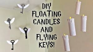 diy harry potter room decor harry potter bedroom wallpaper ideas floating candles diy harry potter themed