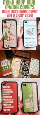 diy iphone case makeovers sbook paper iphone case easy diy projects and handmade crafts