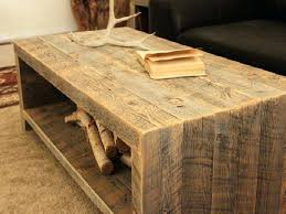 reclaimed wood coffee table diy kitchen island
