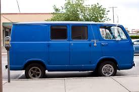 THE STREET PEEP: 1966 Chevy Van
