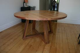 incredible round timber dining table harwood dining table timber circular dining table