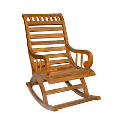 wooden rocking chair. Modren Rocking Teak Wood Rocking Chair Throughout Wooden A