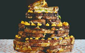 The Grilled Cheese Birthday Cake Faith Middletons Food Schmooze