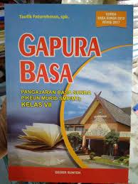 Blog tentang guru dan pendidikan indonesia berisi aplikasi pendidikan perangkat administrasi sekolah perangkat pembelajaran Kunci Jawaban Bahasa Sunda Kelas 8 Revisi Sekolah