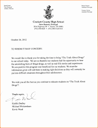 Example Letter Of Recommendation High School Student Copy 10 School