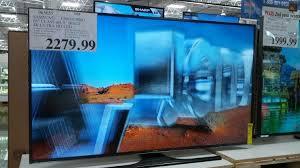 sharp 70 inch tv 4k. a samsung ju650d 4k uhd tv from 2015 on display at costco location sharp 70 inch tv 4k