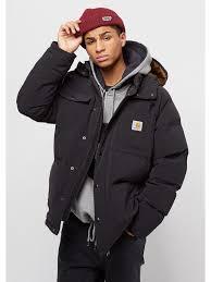 ideal carhartt mens black brown jackets wip alpine hamilton men winter united kingdom