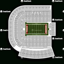 Darrell K Royal Texas Memorial Stadium Maplets Texas