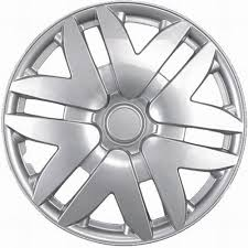 Amazon hubcaps for toyota sienna pack of 4 wheel covers