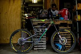the grave digger inspired nukeproof mega