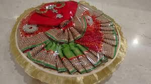 Saree Tray Decoration Pin by Patricia Jackson on Indian Wedding Jewellery Pinterest 52
