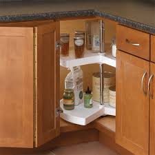 lazy susans counter organizers the home depot kitchen cabinet susan dimensions in e c b full