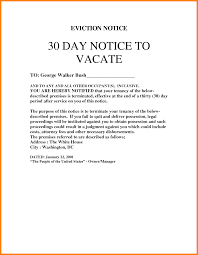 30 day eviction notice templateeviction notice template 129737989png thirty day notice letter