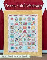 Online Fabric Quilting Store Canada & Farm Girl Vintage Book Adamdwight.com