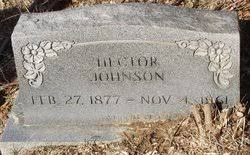 Hector G Johnson (1877-1961) - Find A Grave Memorial