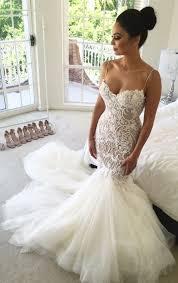delicate mermaid sweetheart sleeveless court train wedding dress