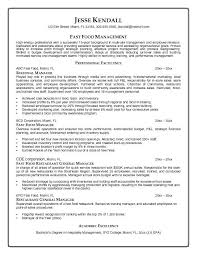 Restaurant Manager Resume Samples Pdf Awesome Catering Cv Resume For