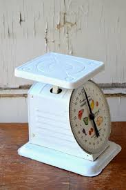 Small Picture White Vintage Kitchen Scale Vintage Farmhouse Finds