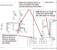 dodge journey alternator wiring diagram wiring diagram libraries ford f250 super duty 6 0 alternator wiring diagram ford powerford f250 super duty 6 0
