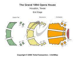 Grand 1894 Opera House Seating Chart