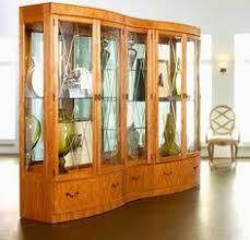 China cabinet Thomasville Bogart Bel Air and dining table and