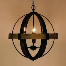 metal and wood chandelier 4 light rustic wood chandelier antique wood metal chandelier
