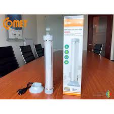 ĐÈN SẠC LED COMET CRL3202 6W ( trắng xám )