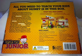 Financial Peace Junior Chore Chart Financial Peace Junior Teaching Kids How To Win With Money By Dave Ramsey 2011 Hardcover
