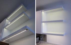 shelf lighting led. Led Shelf Lighting Elegant Blog Applications And Uses Of LED Strips In Kitchens SLB With Regard To 8 S