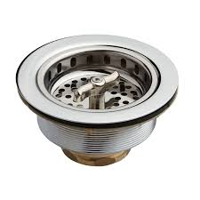Strainer Basket With Wing Nut Stopper 3 12 Kitchen