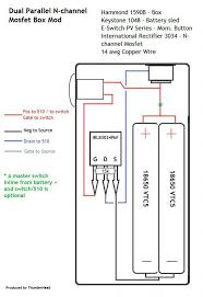 hammond box mods vaping underground forums an ecig and vaping forum rh vapinderground com nataraki mod wiring diagram mos fet unregulated box mod wiring