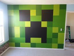 Minecraft Bedroom Wallpaper 17 Best Ideas About Minecraft Bedroom On Pinterest Minecraft