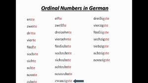 Talking About Your Class Schedule In German Www Germanforspalding Org