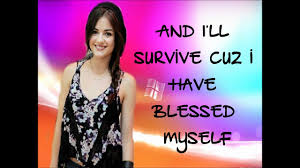 Lucy Hale - Bless Myself (With Lyrics) - YouTube