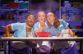 Bareilles who wrote the music and lyrics for waitress A Pop Songwriter Made Waitress Sing And Helped Cement Its Place In Broadway History It Closes 2017 In Denver The Know