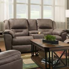 Southern Motion 751 78 P Pandora Powered Loveseat with Powered