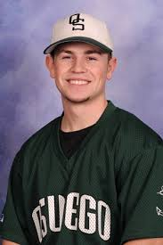 Casey Rice - Baseball - Oswego State Athletics