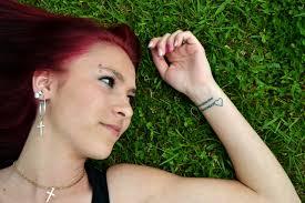 Tetování S Motivy Květin Svkol Magazín