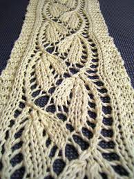 Free Lace Knitting Patterns