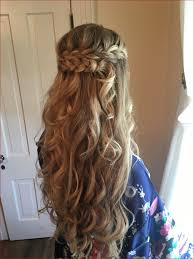 hairstyles half up down hairstyles wedding lovely prom also most likeable photograph for short hair half up hairstyles for short hair